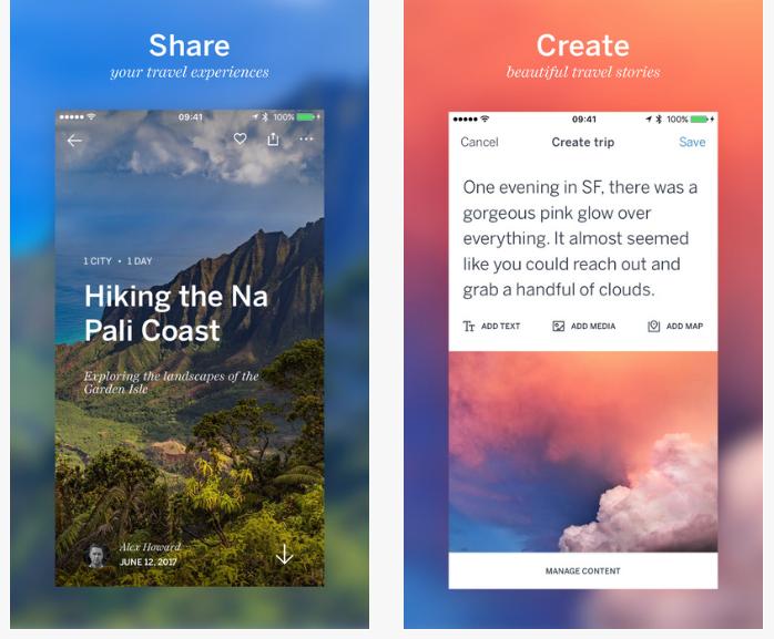 Lonely Planet lanza Trips, una app para viajeros sociales