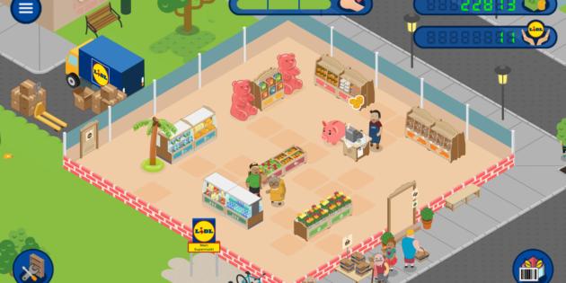 Monta tu pequeño supermercado con Mini Lidl