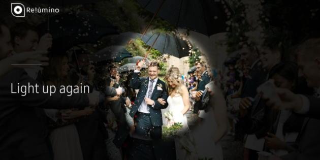 Samsung presenta Relumino, una app para ayudar a la gente con problemas de visión