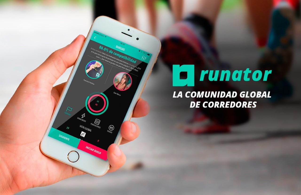 """Runator: """"Correr va de superarse cada día a uno mismo, de vencer la pereza"""""""