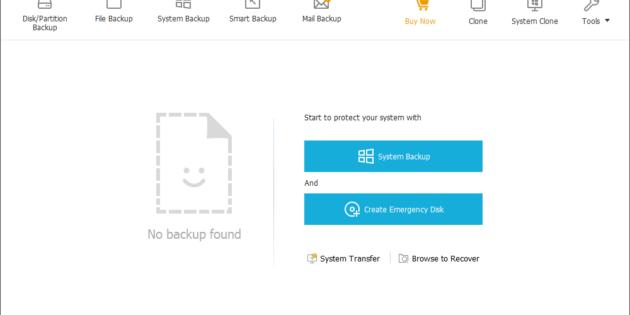 Todo Backup, el software más completo para realizar copias de seguridad de tus archivos