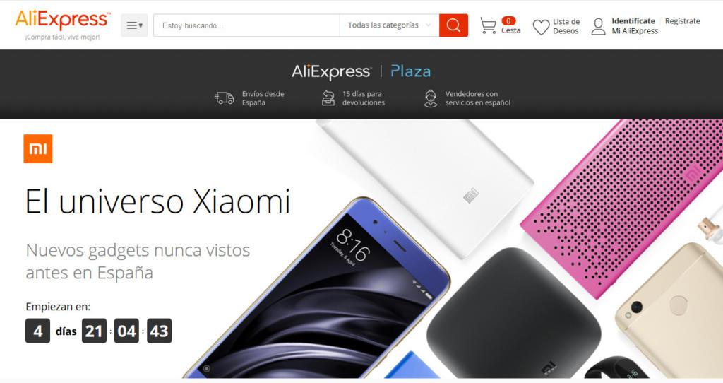 Xiaomi y otros fabricantes chinos se preparan para las rebajas de verano de AliExpress