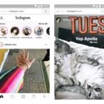 Las Instagram Stories también estarán disponibles en la versión web de Instagram