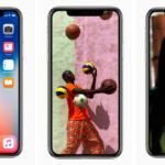 La pestaña superior del iPhone X, todo un desafío para los desarrolladores de apps