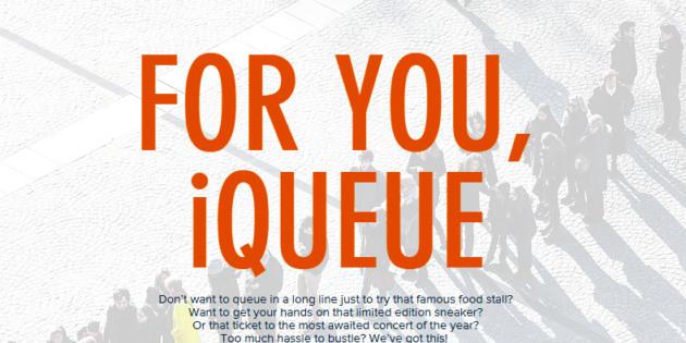 Un servicio online se pone a la cola por ti por un módico precio