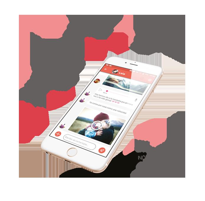 Lifeed, la app para recordar tus primeros años de vida