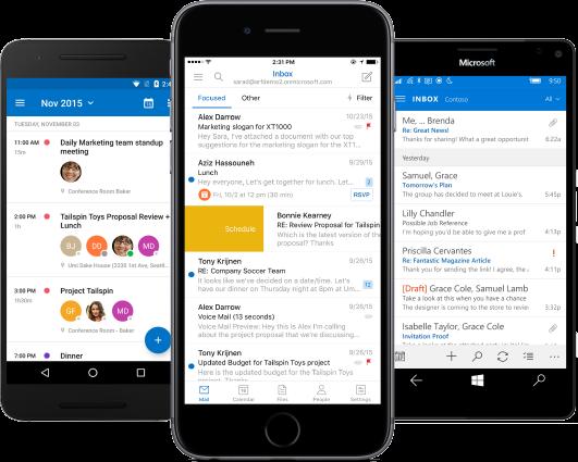 Outlook sufre una de sus mayores caídas en años