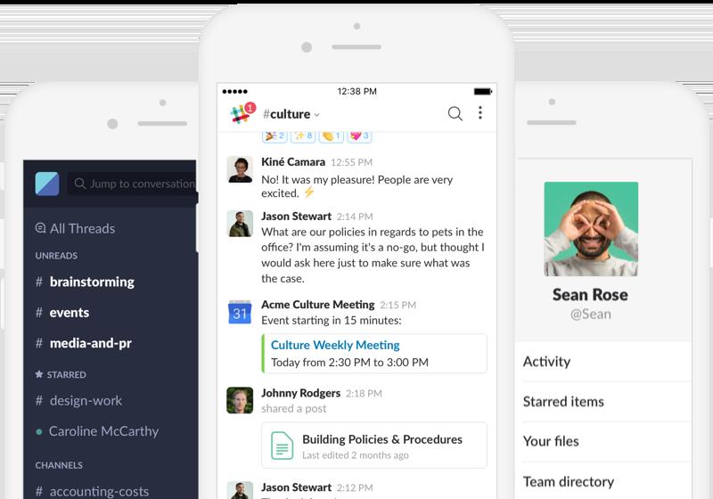 Slack supera los 5.000 millones de dólares de valoración