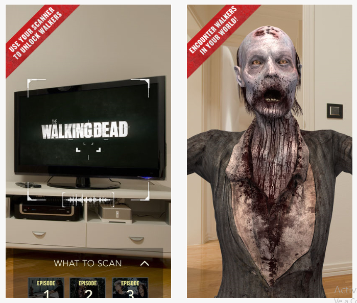 The Walking Dead Encounter llena todo lo que te rodea de caminantes