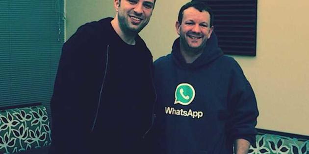 El CEO de WhatsApp, Jan Koum, abandona la compañía