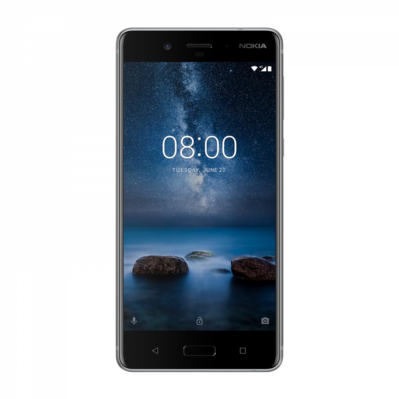 El Nokia 8 recupera la magia de los teléfonos Nokia
