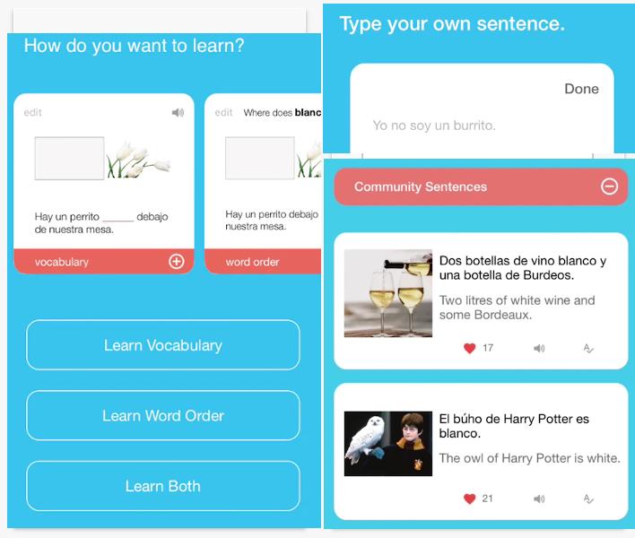Una app para aprender idiomas cierra la campaña más exitosa en la historia de las apps que han pasado por Kickstarter