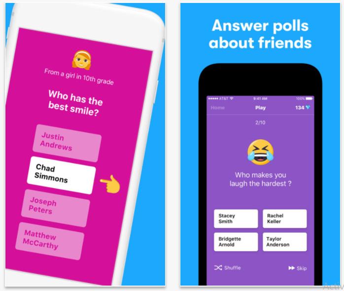 Facebook se hace con la aplicación de preguntas anónimas TBH