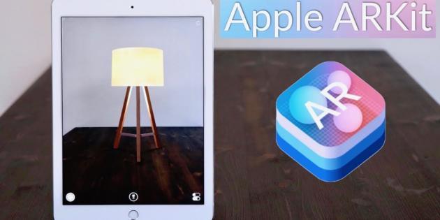 Ya hay más de un millar de apps con funciones de realidad aumentada en la App Store