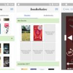 La app de audiolibros Bookchoice llega a España