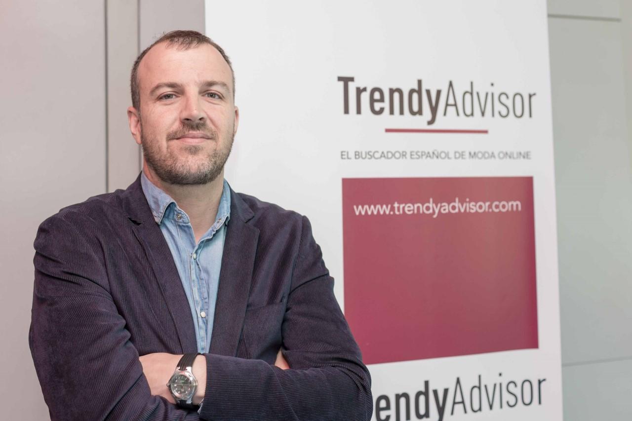 """TrendyAdvisor: """"Nuestra app propone proactivamente productos de moda en función de las tendencias"""""""