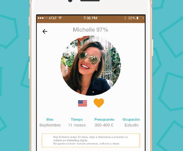 FlatFit, la app para buscar compañeros de piso compatibles