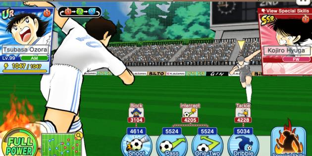 Captain Tsubasa: Dream Team, el juego móvil de Oliver y Benji, saldrá a la venta en diciembre