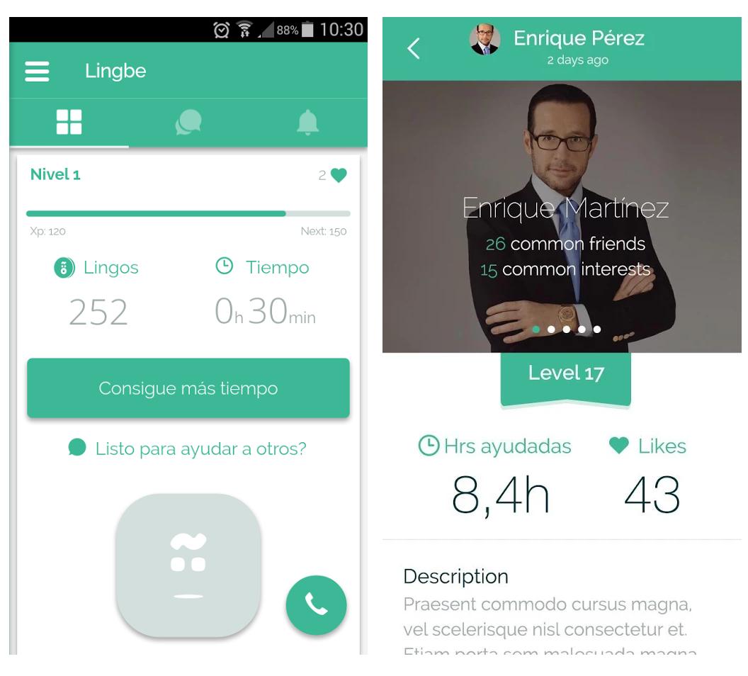 Lingbe es la startup ganadora del Madrid Mobile Summit