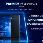 Huawei lanza los premios #StartMeApp para apps dotadas con inteligencia artificial