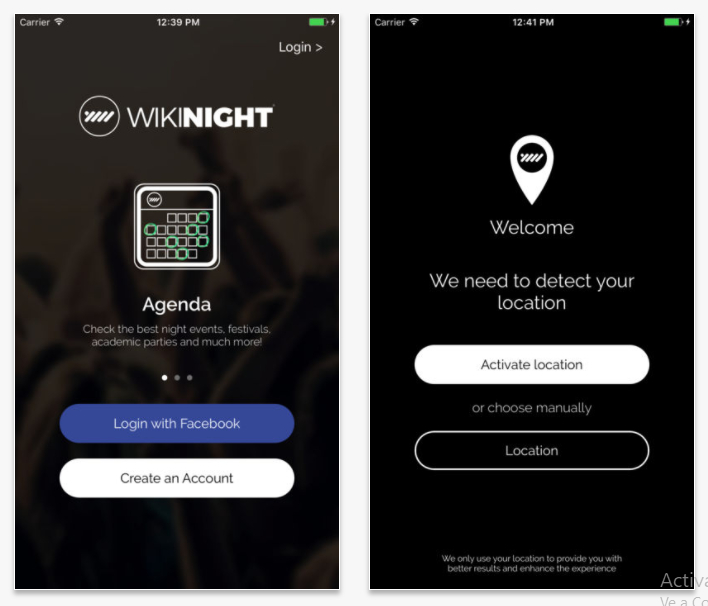 Wikinight, tu guía nocturna para salir de fiesta