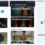 Ejercicios en casa, la app para que te pongas en forma sin pisar el gimnasio