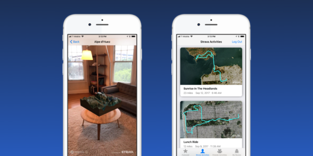 Mapbox se hace con Fitness AR