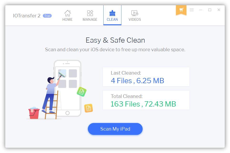 Transfiere fotos y vídeos desde tu iPhone sin usar iTunes