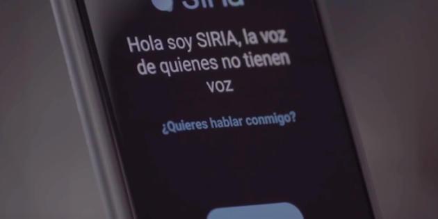 Siria, la app que da voz a aquellos a los que no nos molestamos en escuchar