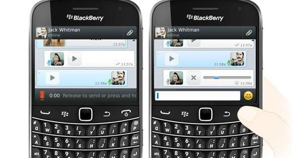 WhatsApp se despide de BlackBerry OS y Windows Phone en Nochevieja