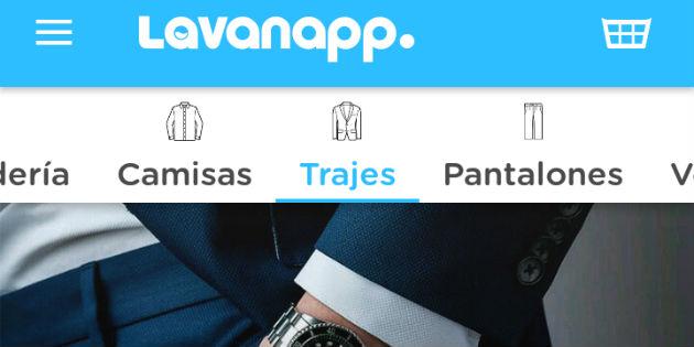 Lavanapp, una lavandería y tintorería en tu móvil