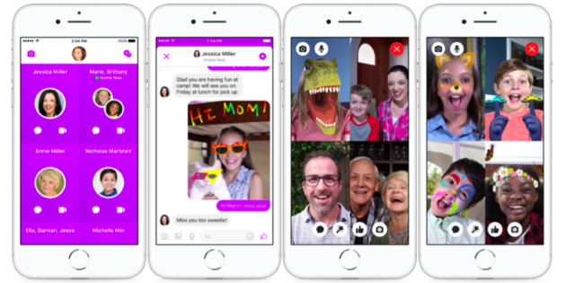 Los expertos piden a Facebook que retire Messenger Kids y no involucre a los niños en las redes sociales