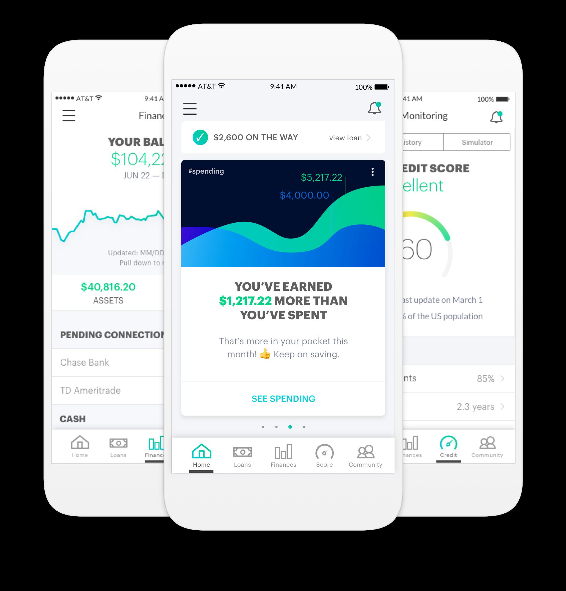 La app de finanzas personales MoneyLion levanta 42 millones de dólares