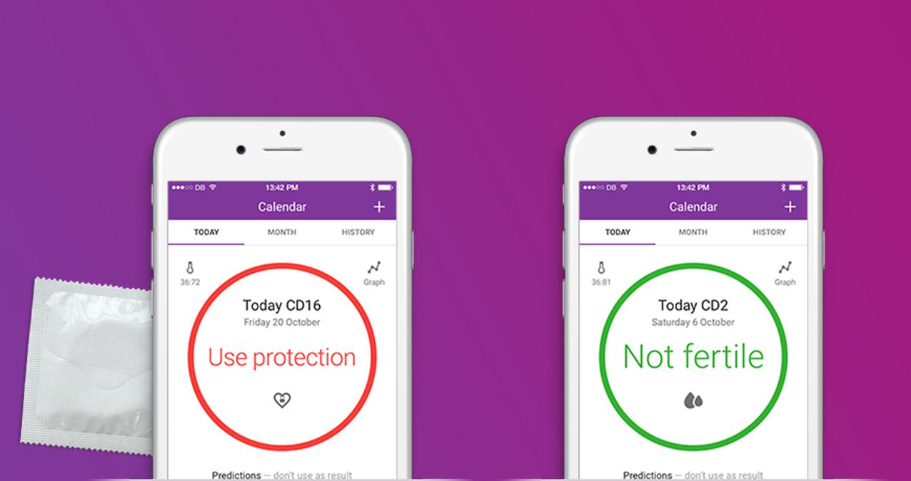 Una app anticonceptiva, en tela de juicio, por provocar 37 embarazos no deseados