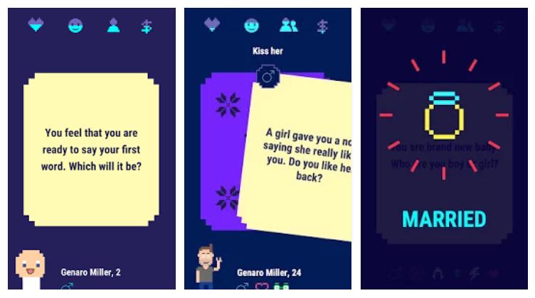 Nirvana Game of Life, las decisiones de tu vida en tarjetas