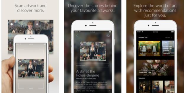 Smartify, el Shazam de las obras de arte