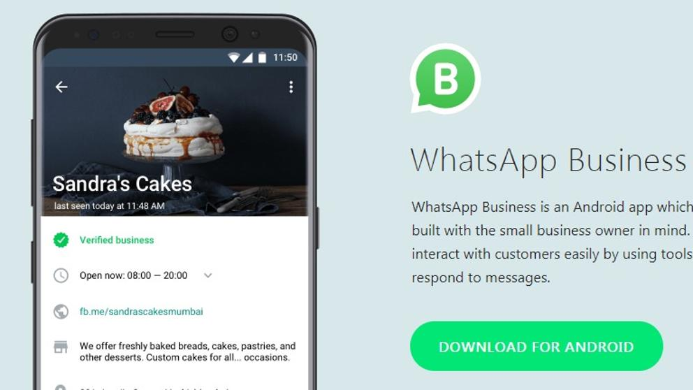 WhatsApp Business ya es una realidad