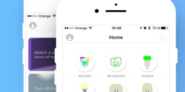 Yeti, una app para controlar todos tus dispositivos inteligentes en casa