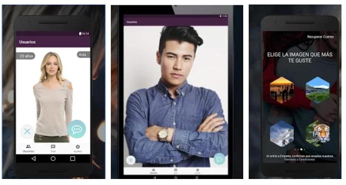 Empatía, la app para ligar que no pide emails ni cuentas de redes sociales