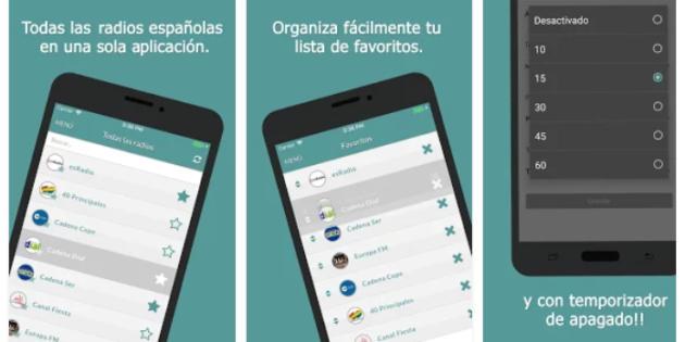 Radio FM España, una app para gobernarlas a todas (las emisoras de radio)
