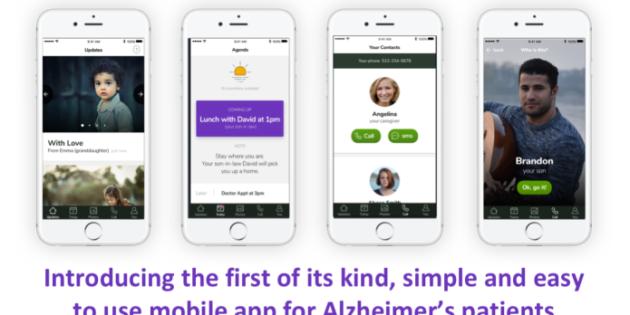 Timeless, una app para ayudar a los enfermos de Alzheimer a reconocer a sus seres queridos