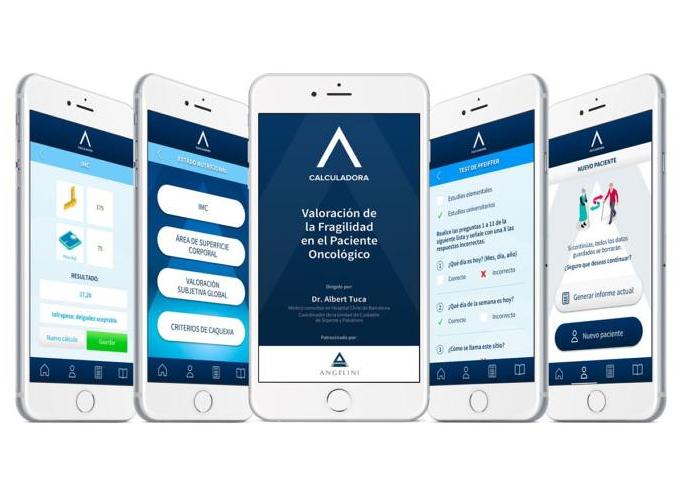 La app Valoración de la Fragilidad en el Paciente Oncológico, ya disponible en Google Play y la App Store