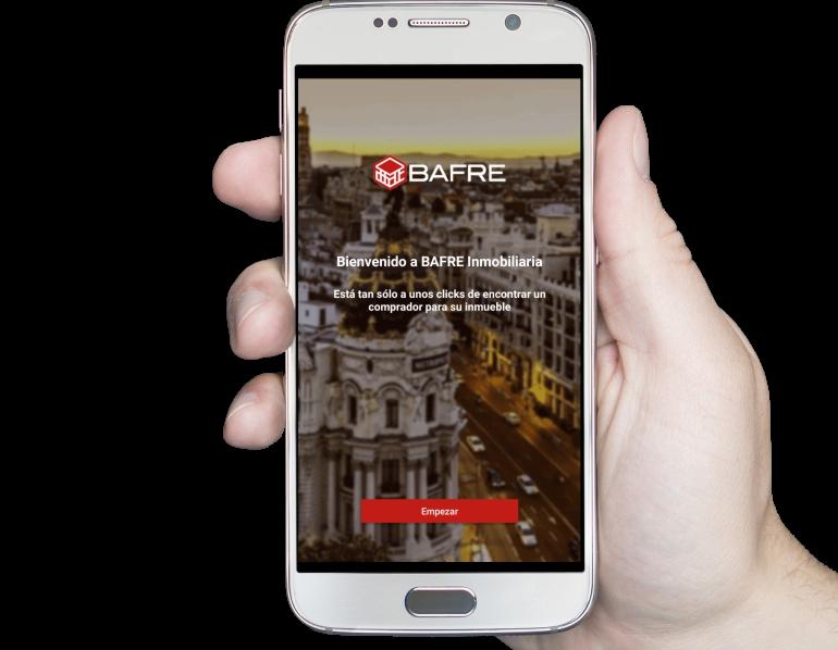 Una app dice a los propietarios de inmuebles cuántos compradores potenciales tiene su vivienda o local