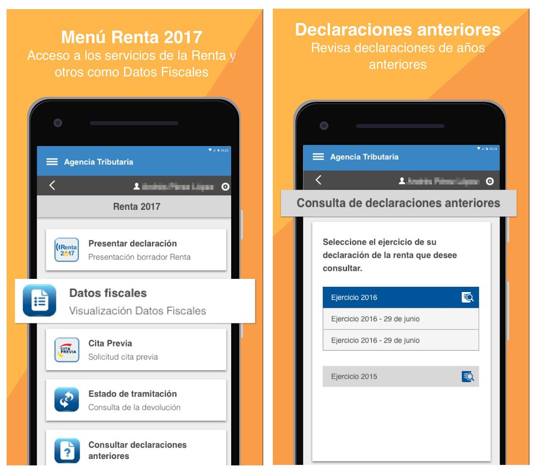 La app de la Renta 2017, número uno en Google Play