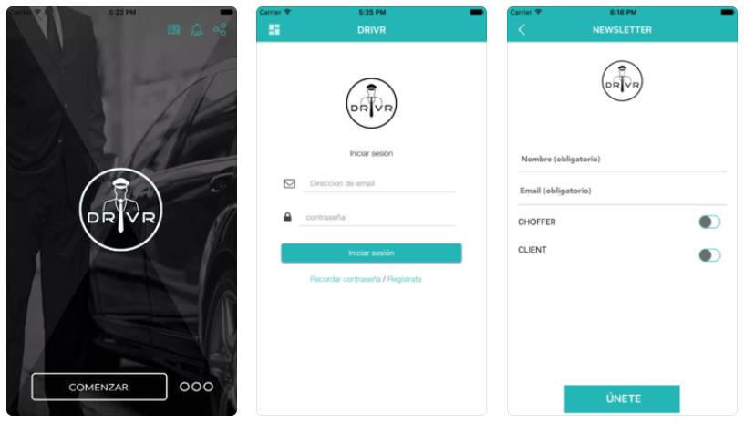Probamos Drivr, la app para encontrar un conductor para tu coche