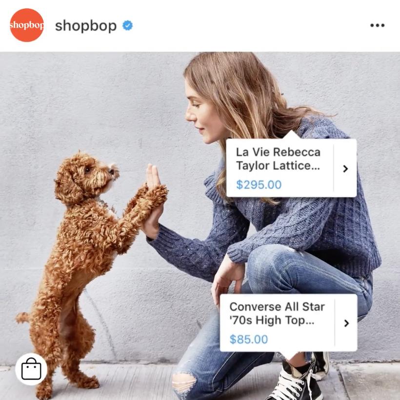 Así funciona Instagram Shopping, que ya está disponible en España