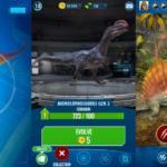 Los dinosaurios cobran vida con Jurassic World Alive