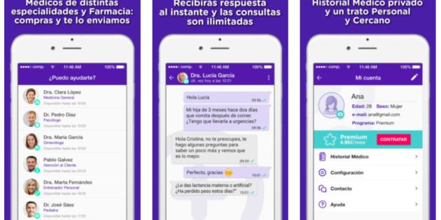 mediQuo, el WhatsApp de la salud, levanta 3 millones de euros en su lanzamiento