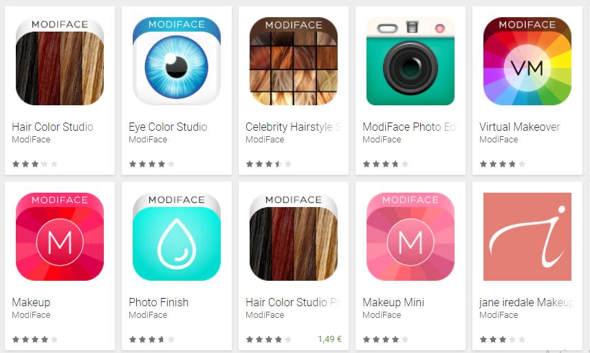 L´Oreal adquiere al desarrollador de apps ModiFace