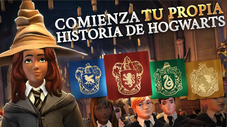 Harry Potter: Hogwarts Mistery ya hechiza a los usuarios de iOS y Android
